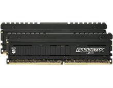 Crucial Ballistix Elite DDR4 32GB (16GBx2) 3200Mhz CL15 Dual Channel Desktop RAM